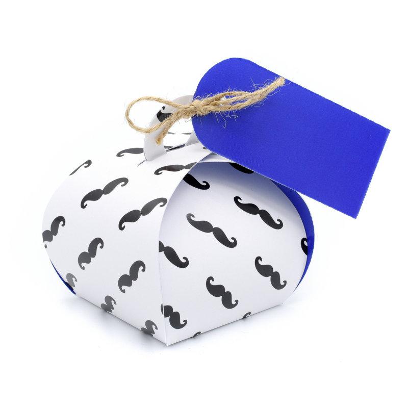 Geschenkverpakking (klein) (10 stuks) - Moustache