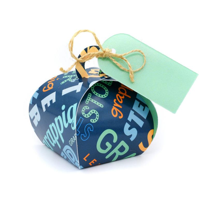 Geschenkverpakking (klein) (10 stuks) - Stoer